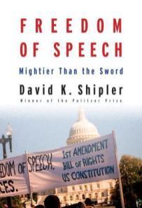 freedom of speech by david shipler