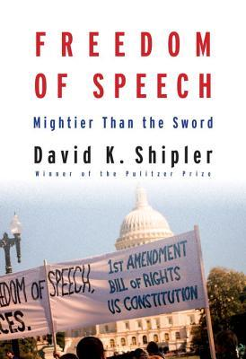 freedom of speech by david shipler