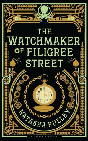 watchmaker of filigree street by natasha pulley