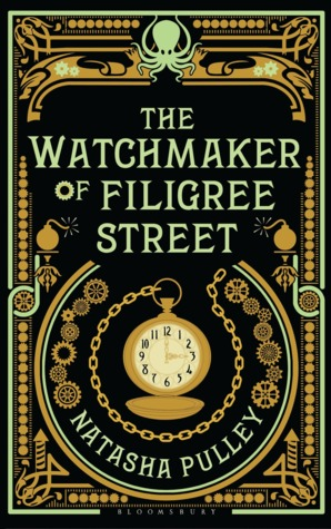 watchmaker of filigree street by natasha pulley