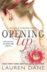 opening up by lauren dane