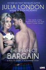 perfect bargain by julia london