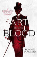 art in the blood by bonnie macbird