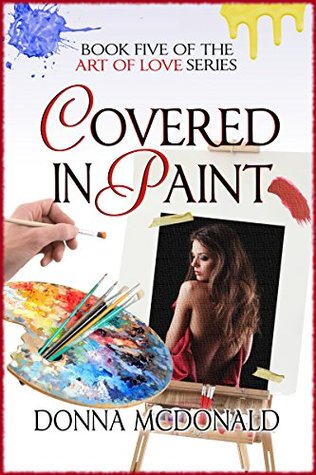 covered in paint by donna mcdonald
