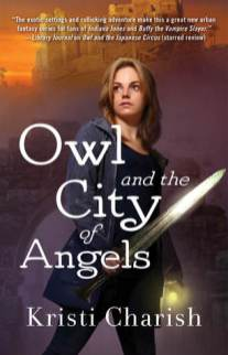 owl and the city of angels by kristi charish