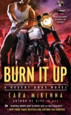 burn it up by cara mckenna