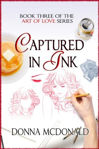 captured in ink by donna mcdonald