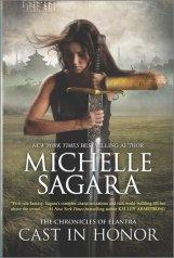 cast in honor by michelle sagara