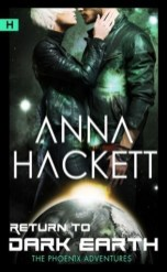 return to dark earth by anna hackett