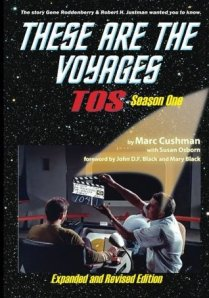 these are the voyages tos 1 by marc cushman