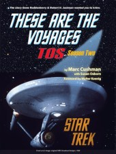 these are the voyages tos 2 by marc cushman