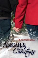 abigail's christmas by blair mcdowell