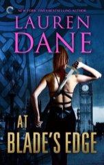at blades edge by lauren dane