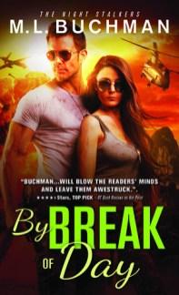 by break of day by ml buchman