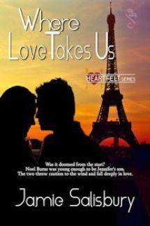where love takes us by jamie salisbury