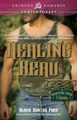 healing beau by alicia hunter pace