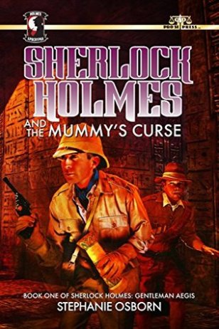 sherlock holmes and the mummys curse by stephanie osborn