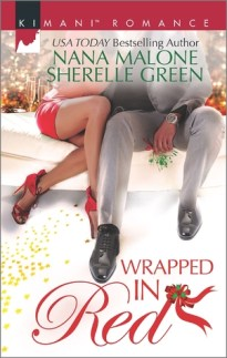 wrapped in red by nana malone and sherelle green