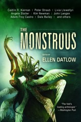 monstrous edited by ellen datlow