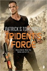 tridents forge by patrick s tomlinson