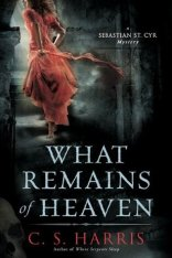 what remains of heaven by cs harris