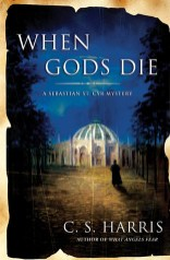 when gods die by cs harris