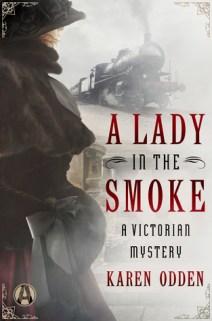 lady in the smoke by karen odden