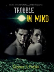 trouble in mind by donna s frelick