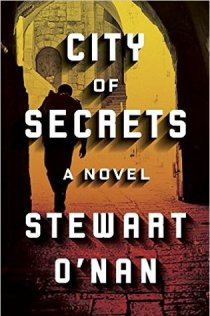city of secrets by stewart onan