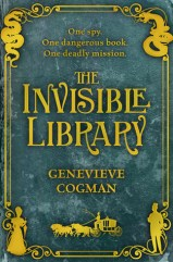 invisible library by genevieve cogman