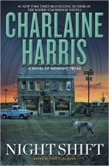 night shift by charlaine harris