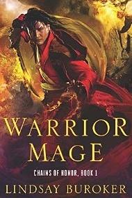 warrior mage by lindsay buroker