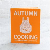 autumn cooking with blue apron