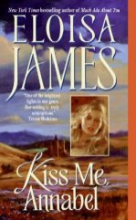 kiss me annabel by eloisa james