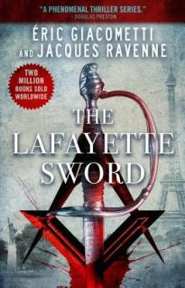 lafayette sword by eric giacometti and jacques ravenne