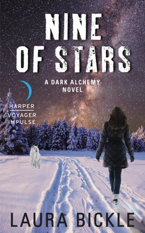 nine of stars by laura bickle