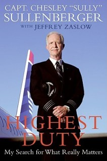 highest duty by chesley b sullenberger