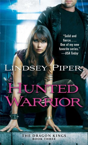 hunted warrior by lindsey piper