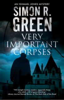very important corpses by simon r green
