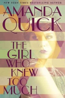 girl who knew too much by amanda quick