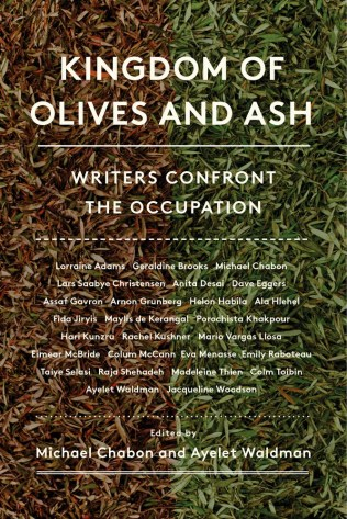 kingdom of olives and ash by michael chabon and ayelet waldman