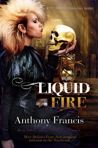 liquid fire by anthony francis