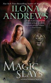 magic slays by ilona andrews