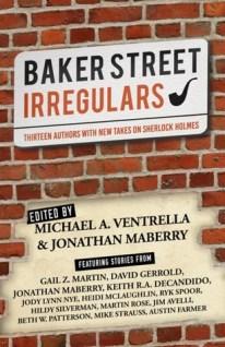 baker street irregulars by michael ventrella and jonathan maberry