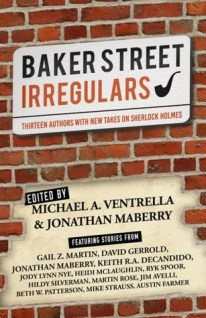 baker street irregulars by michael ventrella and jonathan maberry