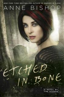 etched in bone by jacqueline carey