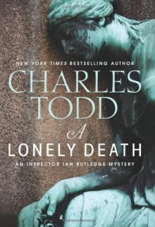 lonely death by charles todd
