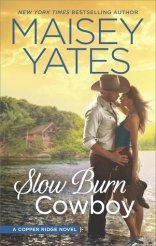 slow burn cowboy by maisey yates