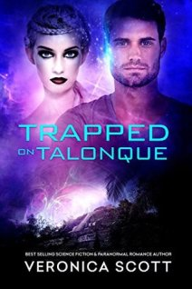 trapped on talonque by veronica scott