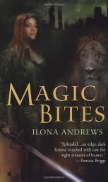 magic bites by ilona andrews